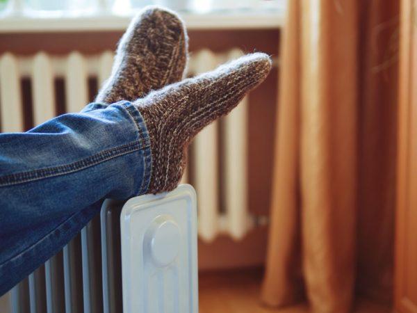 Ciepło dom